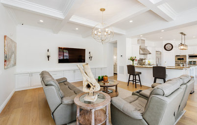 Before and After: Dramatic Changes for Actor Gavin Houston's Home