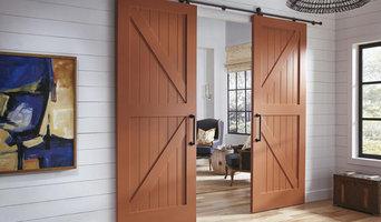 Passage & Barn Doors (Schenk)