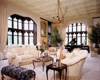 Contemporary Living Room by diSalvo Interiors