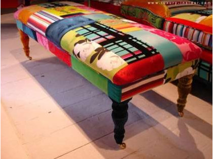 Patchwork Furniture Don T Throw Out Your Old Sofa Just Yet