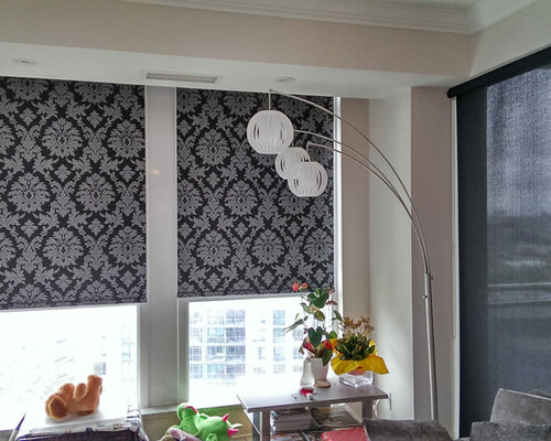 Printed Roller Shade Ideas