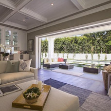 Contemporary Living Room by | MARSHALL DESIGN GROUP |