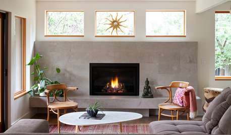 Fireplaces On Houzz Tips From The Experts