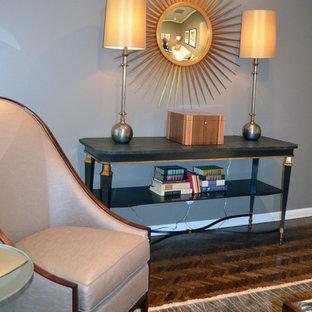 Living room - transitional living room idea in San Francisco