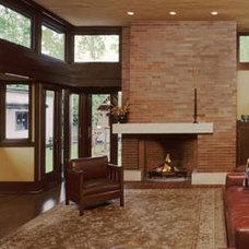 Living Room by Eifler & Associates Architects