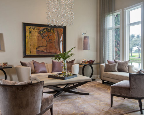 Beige And Purple Home Design Ideas Pictures Remodel And Decor