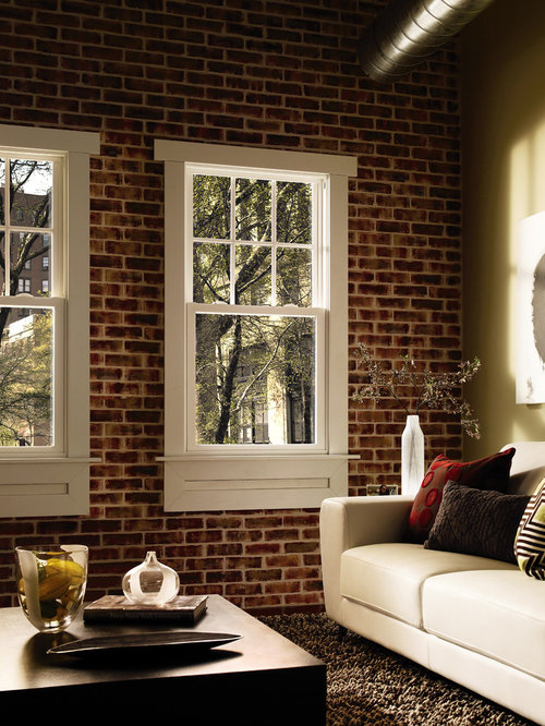 Single Hung Window Home Design Ideas, Pictures, Remodel and Decor