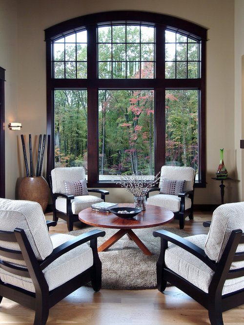 Stained Wood Trim Home Design Ideas Pictures Remodel And