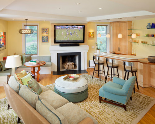 Nice Multi Purpose Living Room Design Ideas Remodels S Part 24
