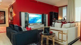 Penthouse Apartment, New York