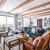 Bangalore Houzz: This Penthouse is a White and Wood Wonderland