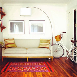 Perfect Mid Century Mod Sofa w/ Bike | The Sofa Company