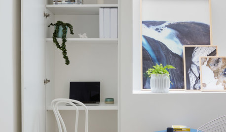 Best of the Week: 20 Concealed Home Office Nooks