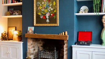 Period Property Alcove Storage