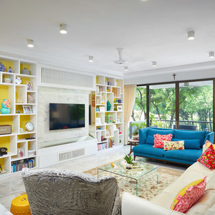 Personality Filled Living Room