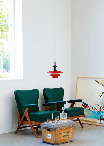 Scandinave Salon by Louis Poulsen USA