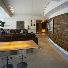 Contemporary Living Room by Art Arquitectos