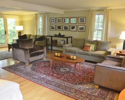 Cape cod living room home design ideas pictures remodel for Cape cod living room decorating ideas