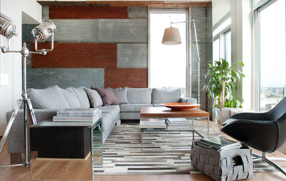 5 Places to Love Corrugated Metal in Your House