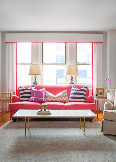 5 Daring Sofa Colors to Make Your Living Room Come to Life