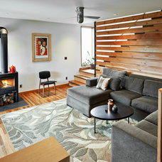 Contemporary Living Room by lewis + smith