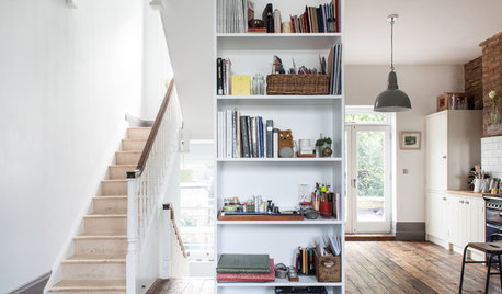 British Houzz: Hand-Built New York Style in a London Flat