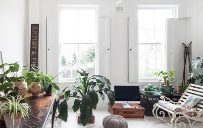 My Houzz: A Quirky Victorian Maisonette That's Doubled in Size
