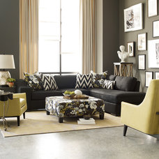 Modern Living Room by Classic Interiors