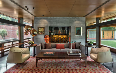 30 Fabulous, Modern Indian Living Rooms on Houzz