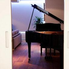 Modern Living Room by Isolina Mallon Interior Design