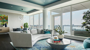 Pied-A-Terre Seaport Style