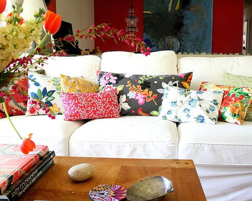 Eclectic Living Room Design Ideas Remodels Amp Photos Houzz
