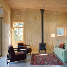 Modern Living Room by Balance Associates Architects
