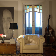 Contemporary Living Room by Meme Studio Interiorismo & Arq. S.L.