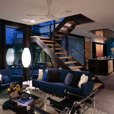 Modern Living Room by 180 degrees