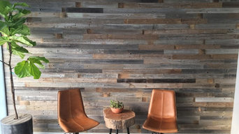 Plank + Mill Reclaimed Barnwood