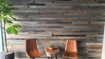 Plank + Mill Reclaimed Barnwood
