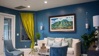 Plantation Living Room