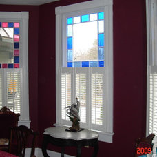 Living Room by Gotcha Covered Window Fashions of Richmond, VA