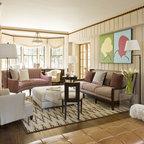 Interior Design Gallery Transitional Living Room