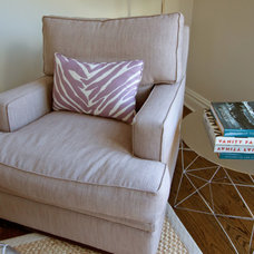 Transitional Living Room by Viyet Luxury Consignment