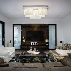 Modern Living Room by Shakúff