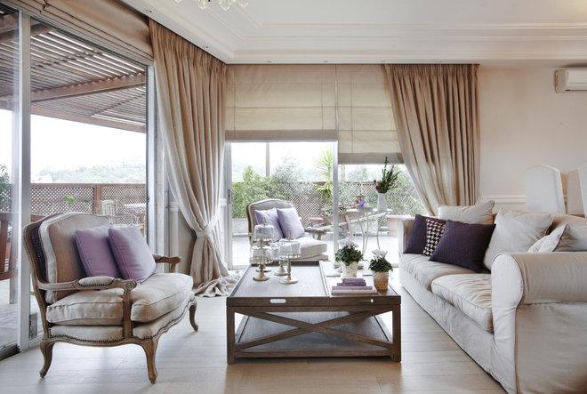 Contemporary Living Room POLYZOI