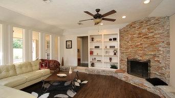 Ponderosa: Living room
