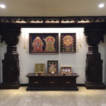 Pooja Mandir