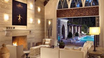 Pool House & Wine Cellar