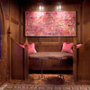 Great Space: A Plush Nook for Sipping Wine