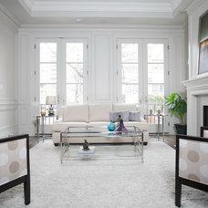 Modern Living Room by Joseph K Muscat Photography