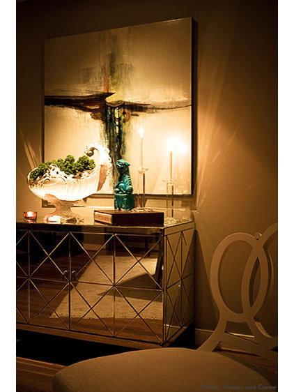 Contemporary Living Room by Patrick J. Baglino, Jr. Interior Design