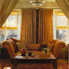 mediterranean living room by Patrick J. Baglino, Jr. Interior Design